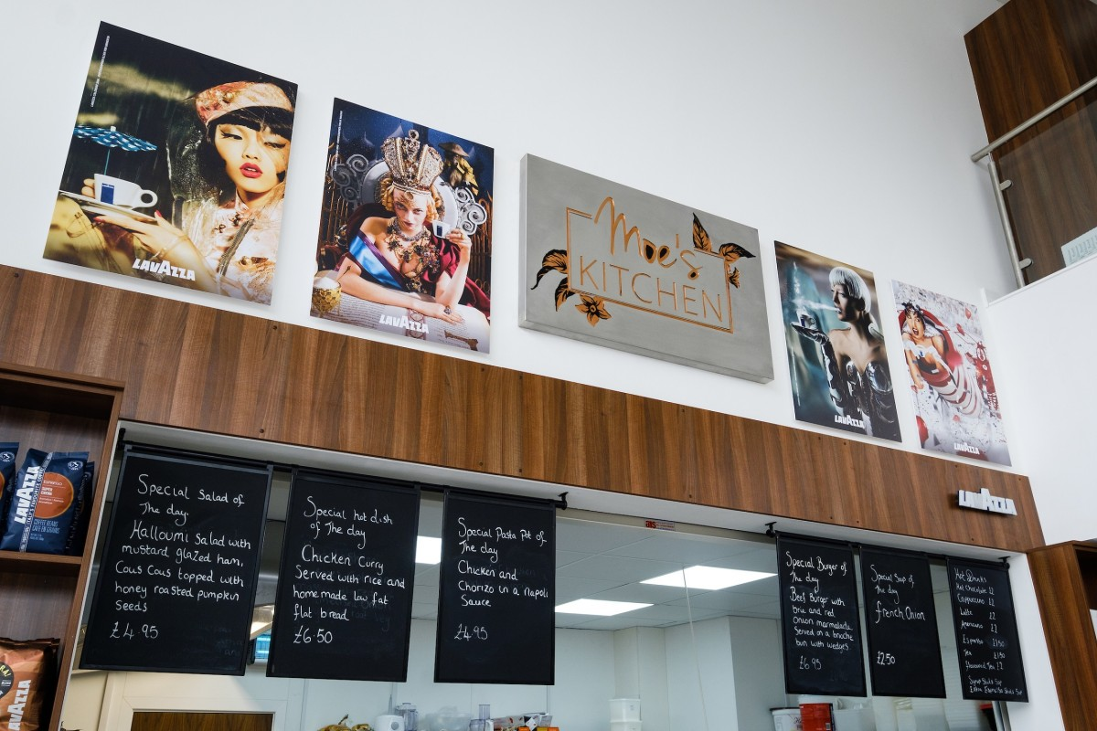 Moeu0027s Kitchen Stands For U201cMaking Ordinary Extraordinaryu201d And The Caféu0027s  Owners Are Offering A High Quality Breakfast, Brunch And Lunch Service To  Workers At ...