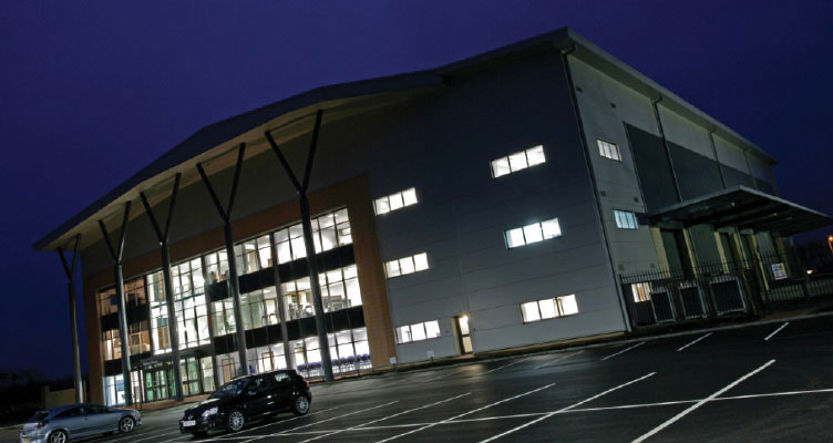 Meltonwest Business Park